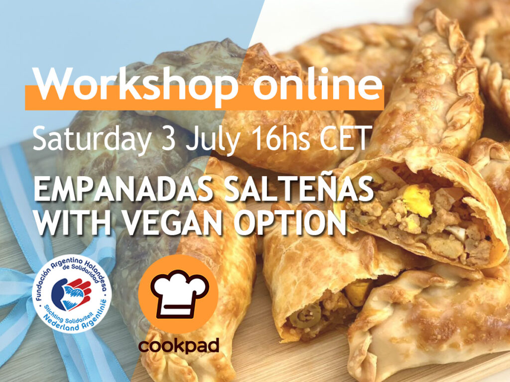 Save the date for the second workshop in our new series of free culinary events in partnership with CookPad!